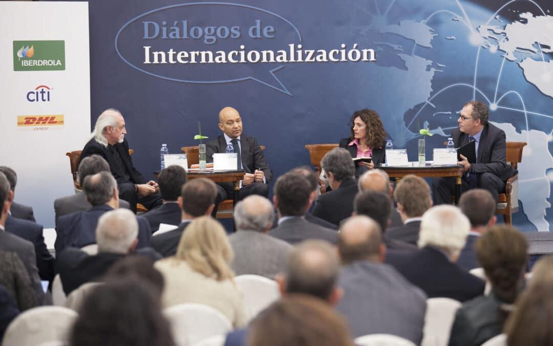 Diálogos de Internacionalización con el Secretario de Estado de Comercio