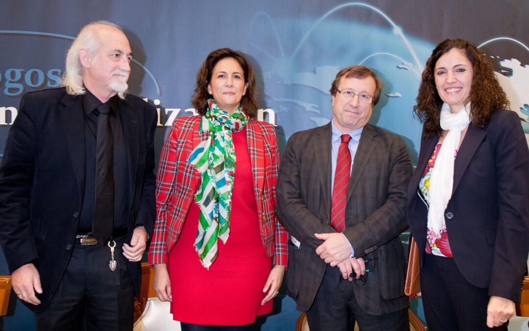 Diálogos de Internacionalización con Dña. Isabel Borrego, Secretaria de Estado de Turismo
