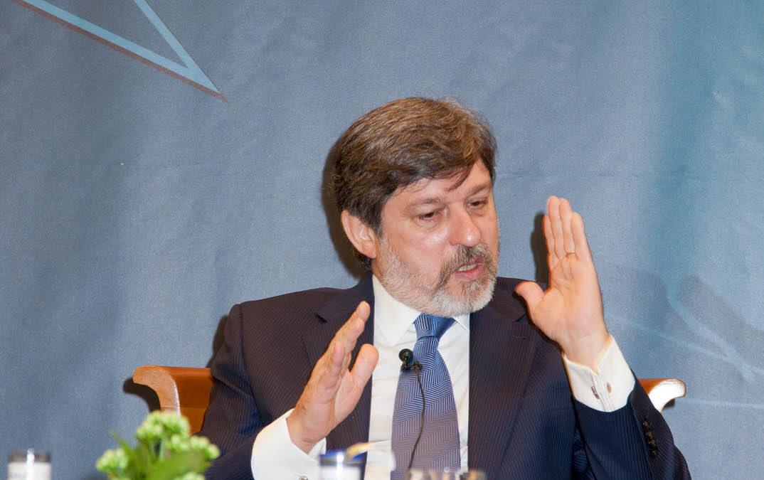 Diálogos de Internacionalización con D. Paulo C. de Oliveira, embajador de Brasil