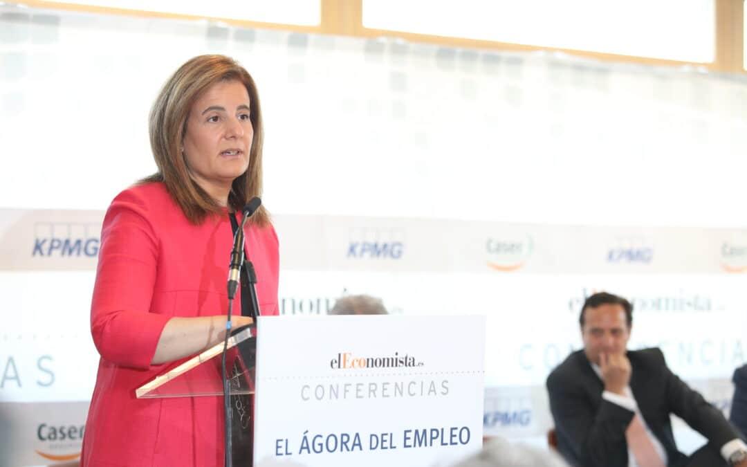 El Ágora de elEconomista con Dña. Fátima Báñez
