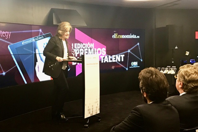 I Edición Premios Digital Talent elEconomista