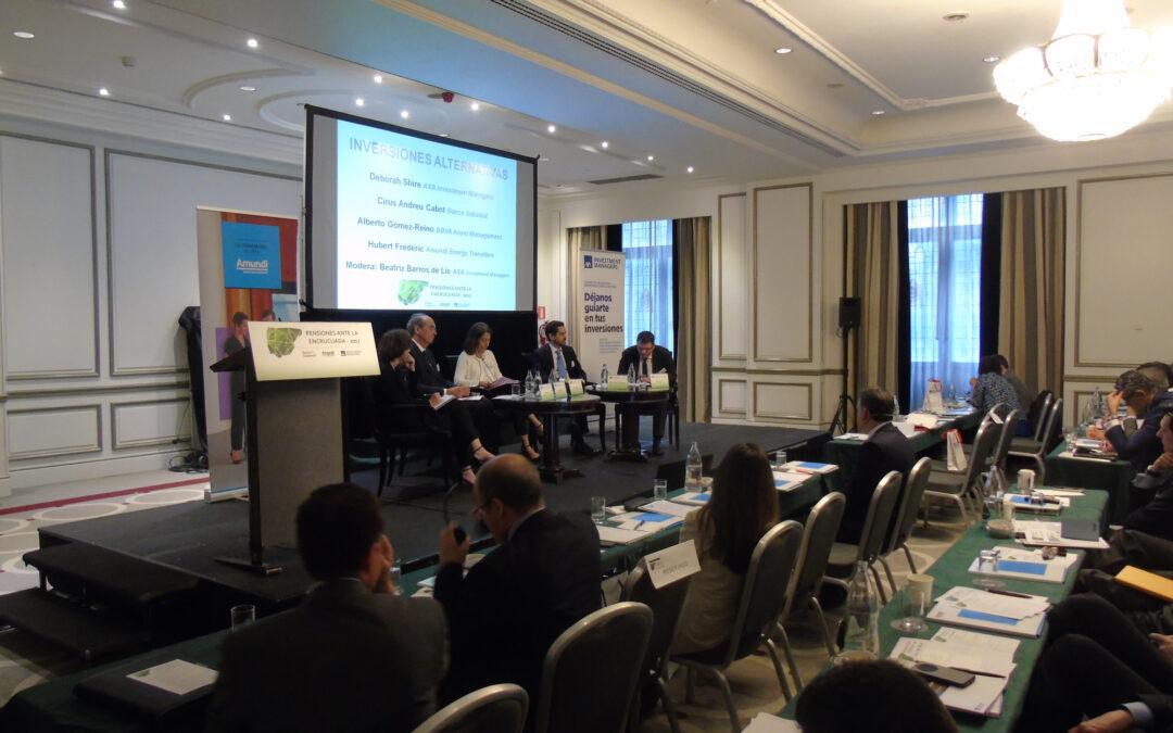 Conferencia «Pensiones ante la encrucijada – 2017»