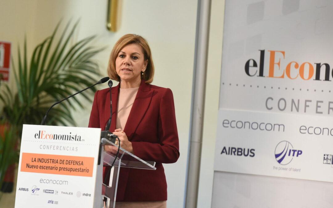 Jornada empresarial elEconomista – «La industria de la defensa: Nuevo escenario presupuestario»