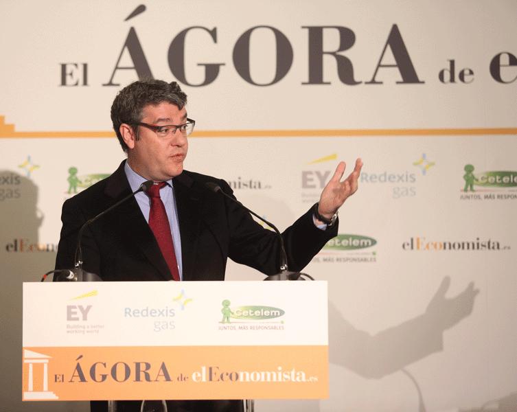 Ágora de elEconomista con D. Álvaro Nadal, ministro de Energía, Turismo y Agenda Digital