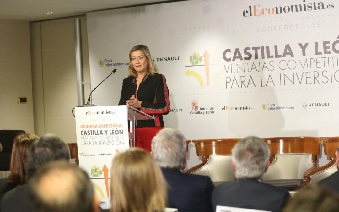 Jornada empresarial elEconomista – «Castilla y León, ventajas competitivas para la Inversión»