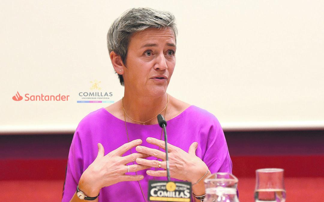 Comisaria Europea de Competencia – conferencias elEconomista