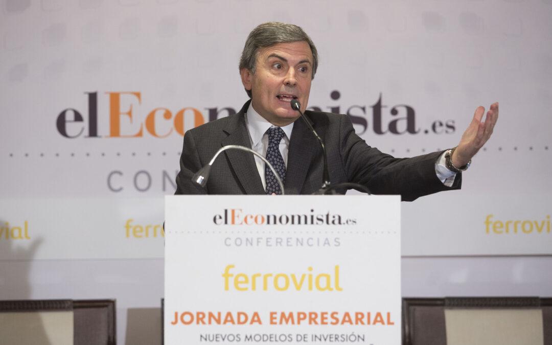 Jornada empresarial elEconomista – «Nuevos modelos de inversión para las infraestructuras en España»