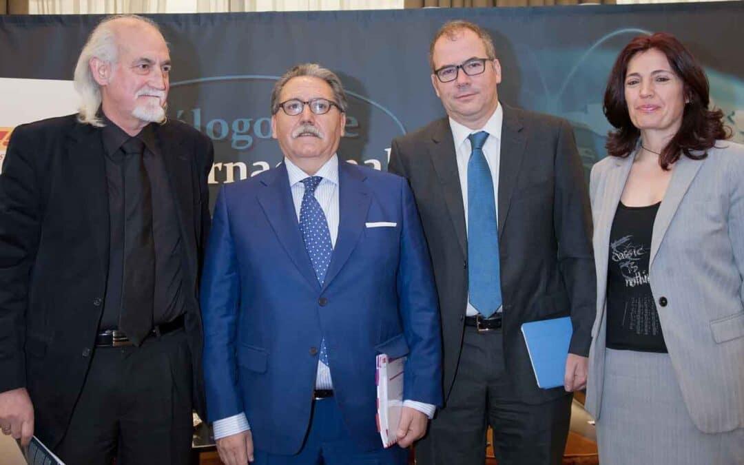 Diálogos de Internacionalización con D. Manuel Teruel
