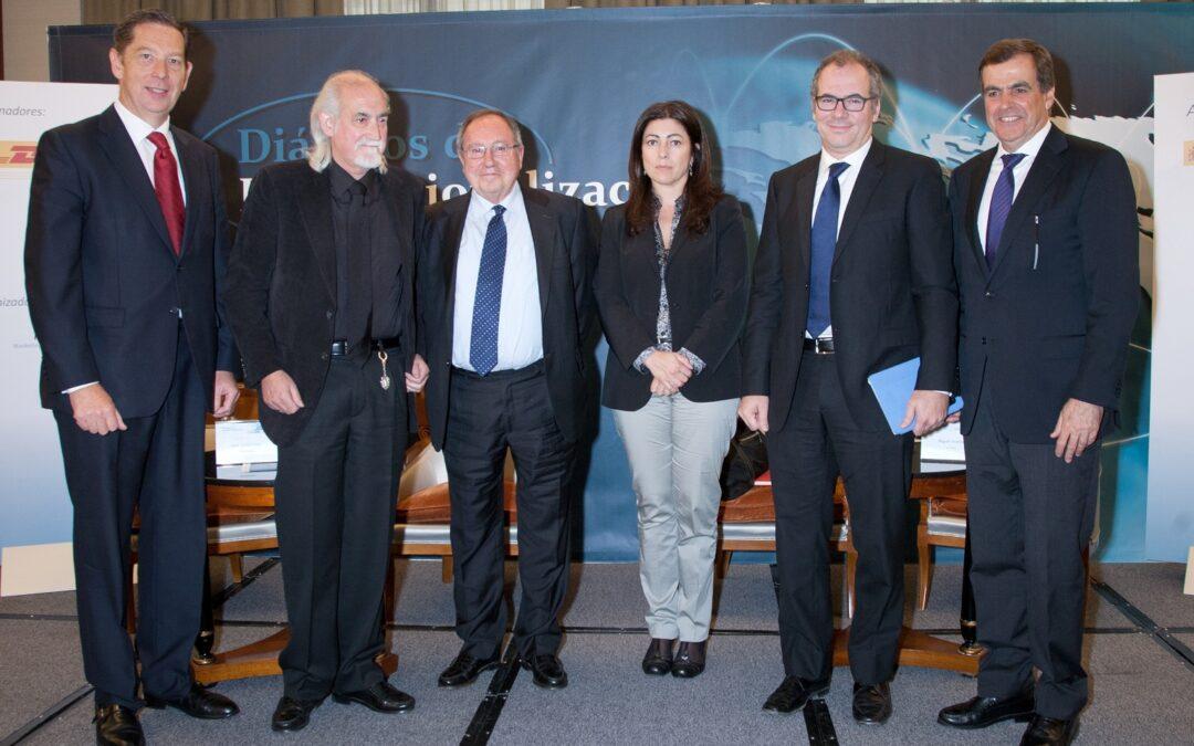 Diálogos de Internacionalización con José Luis Bonet, presidente del Foro de Marcas