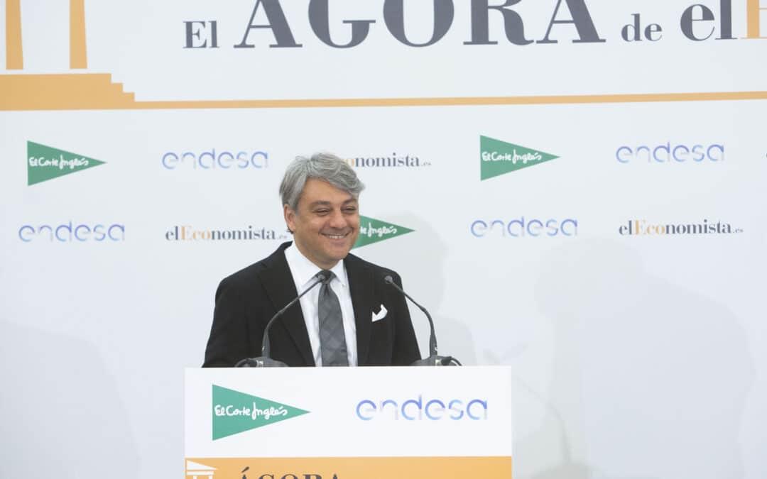 Ágora de elEconomista con D. Luca de Meo, presidente de SEAT
