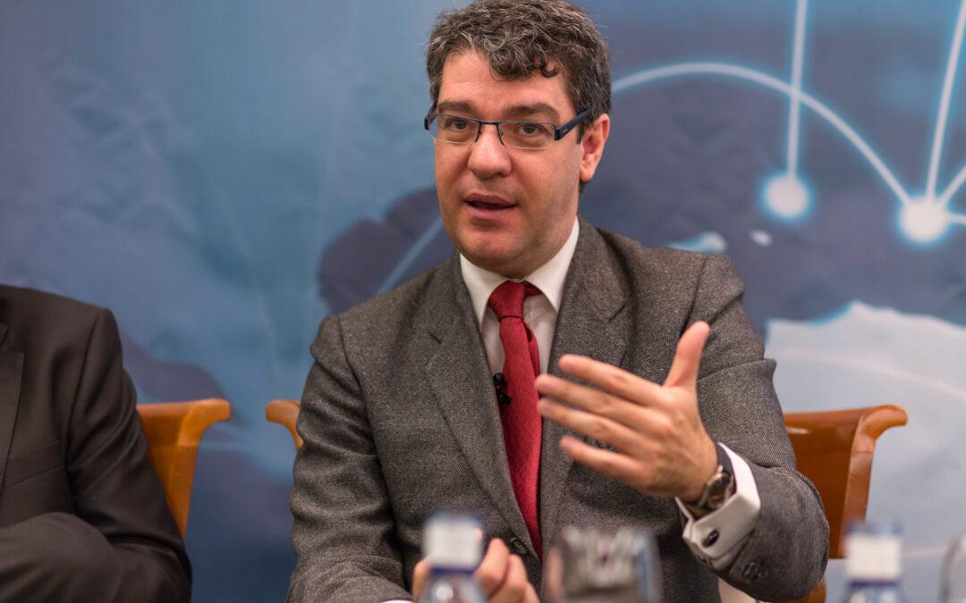 Diálogos de Internacionalización con D. Álvaro Nadal, director de la Oficina Económica del Presidente del Gobierno