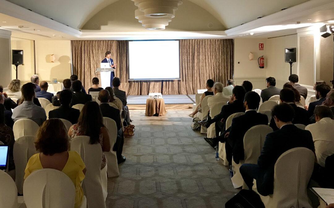 Evento de lanzamiento de Investment Navigator en España