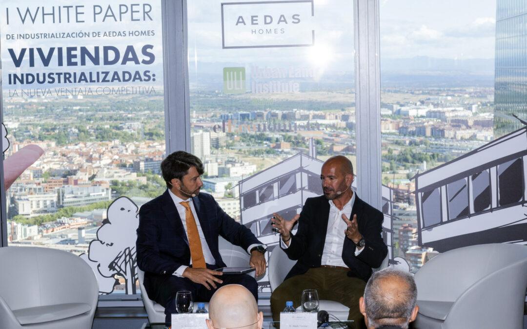 Jornada empresarial elEconomista: «Viviendas industrializadas: La nueva ventaja competitiva»