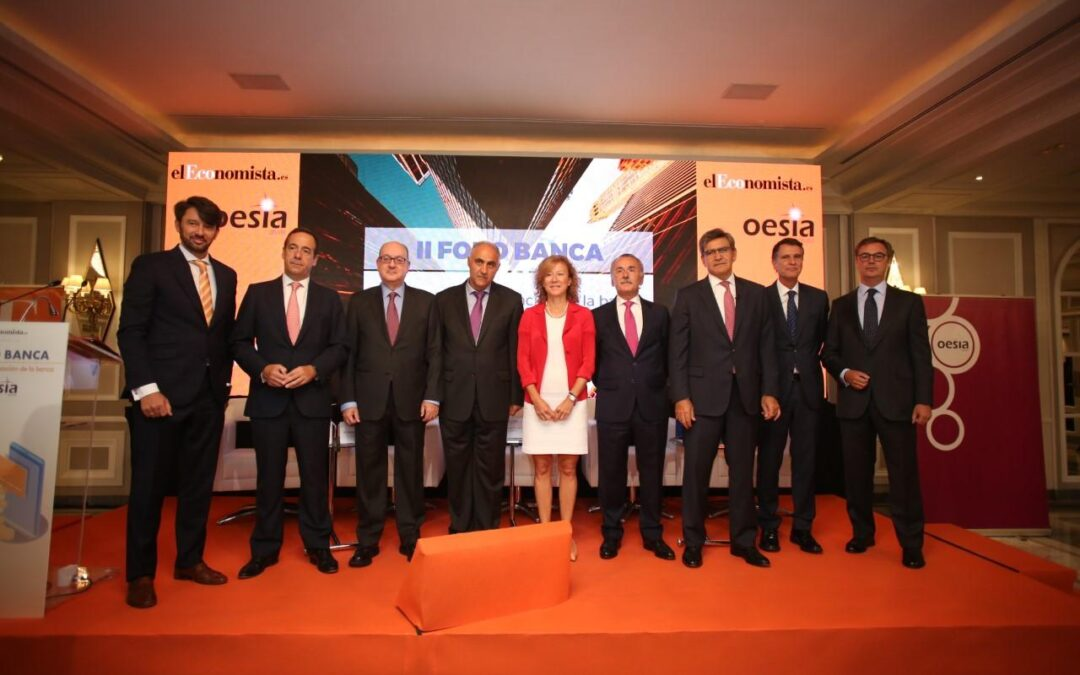 II Foro Banca elEconomista – El sector bancario ante el reto de la digitalización
