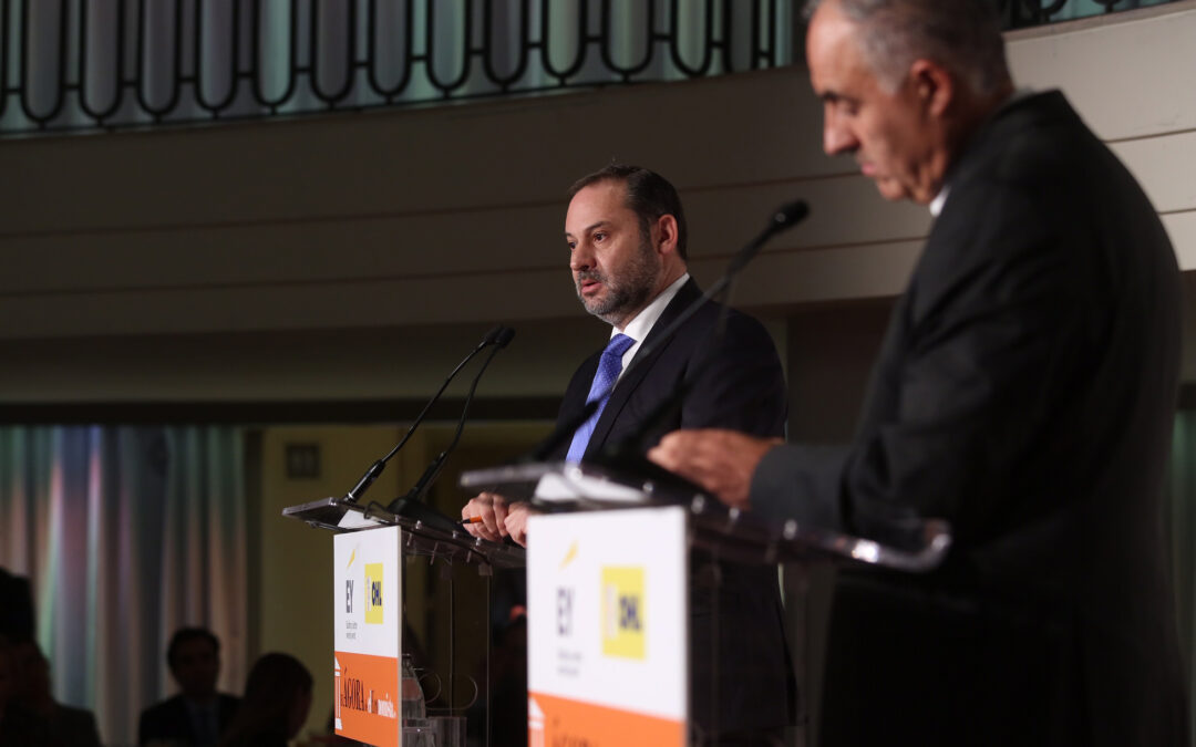 El Ágora de elEconomista con José Luis Ábalos