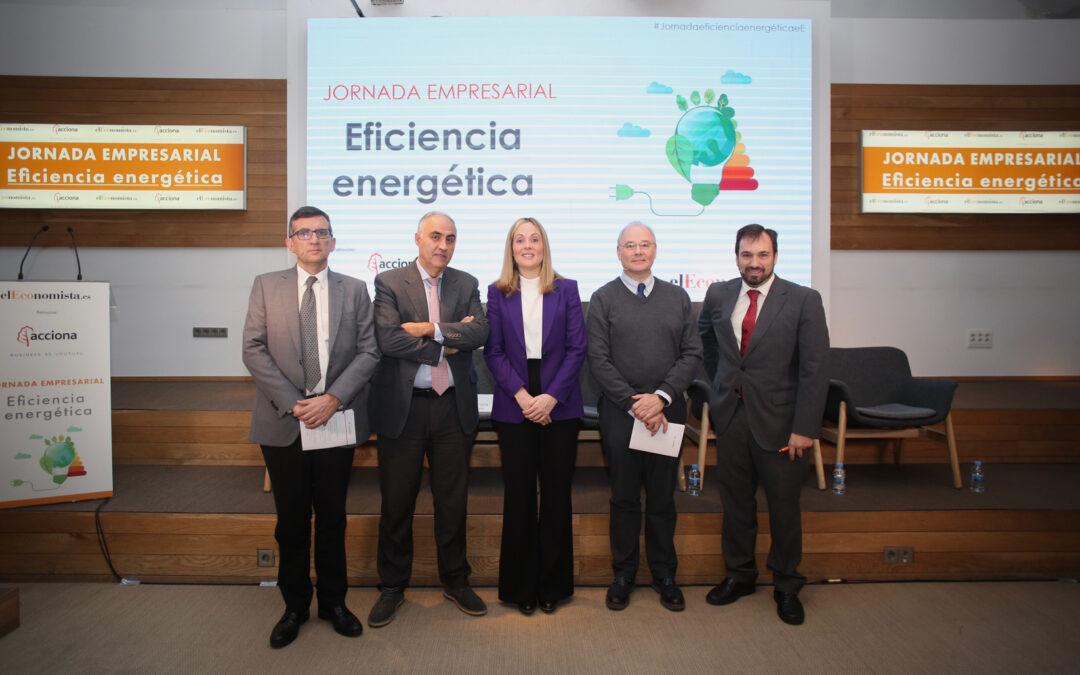 Jornada empresarial elEconomista – Eficiencia Energética