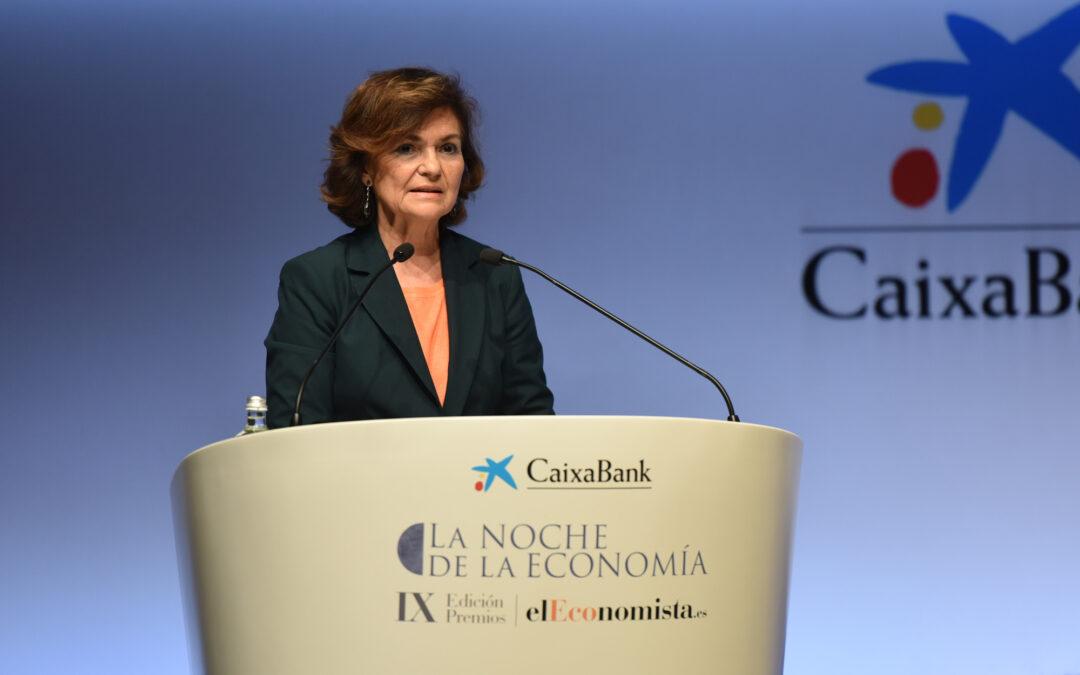 La Noche de la Economía IX Edición Premios elEconomista