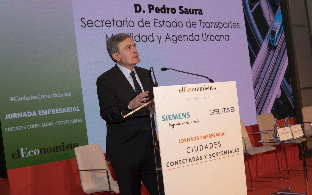 Jornada empresarial elEconomista – Ciudades conectadas y Sostenibles