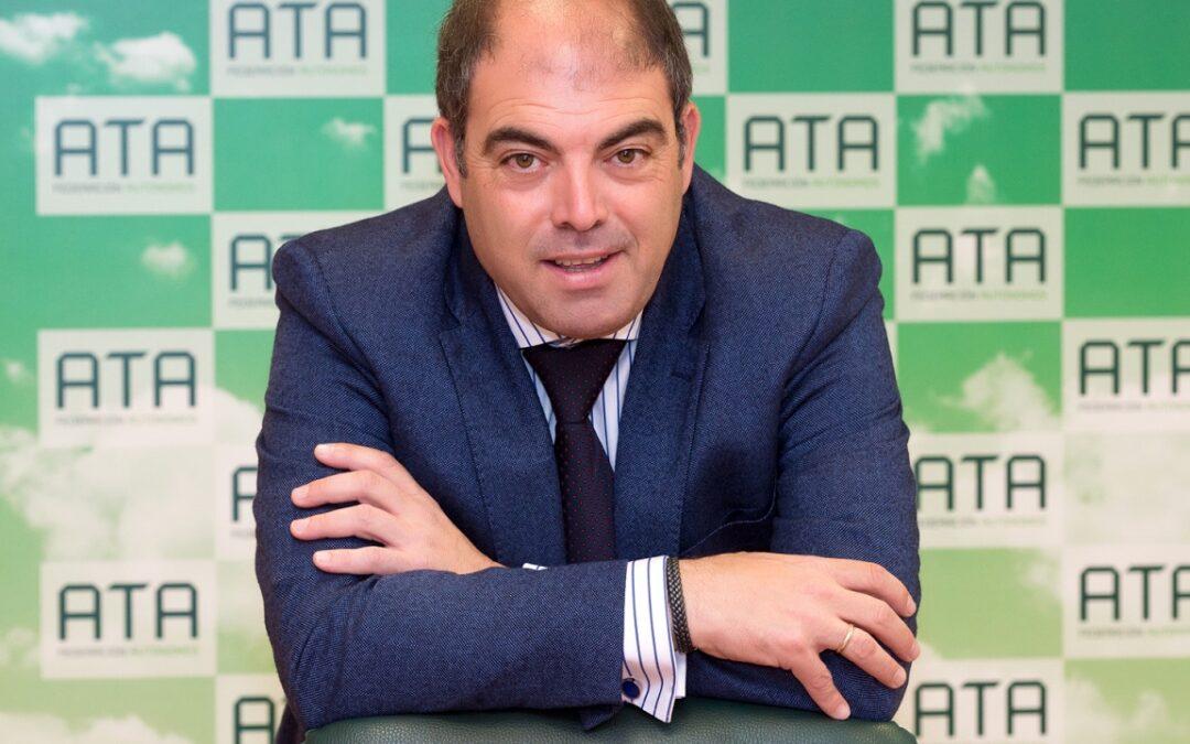 Lorenzo Amor, presidente de ATA y vicepresidente de la CEOE