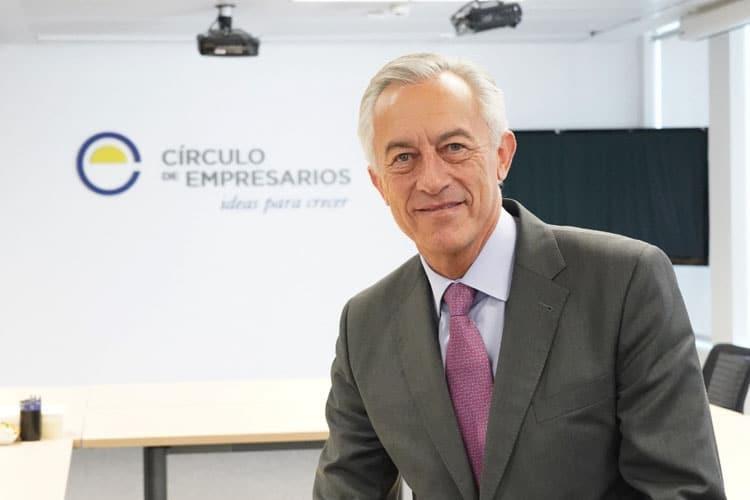 Alfredo Bonet, Secretario General del Círculo de Empresarios