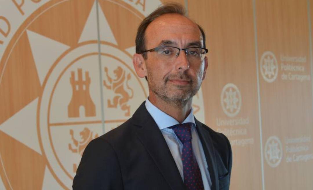 Salvador Marín, Presidente EFAA for SMEs y Director Cátedra del Consejo General de Economistas