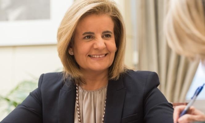 Fátima Báñez, Ex-Ministra de Empleo y Seguridad Social