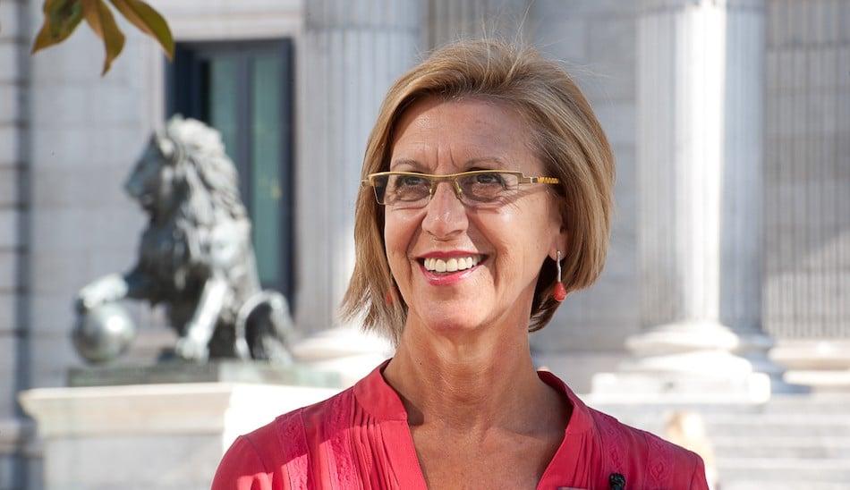 Rosa Díez, Ex diputada, fundadora y líder de UPyD