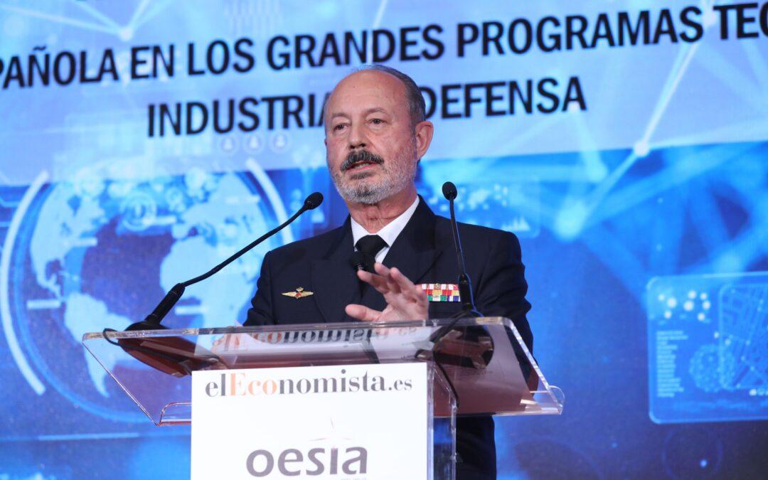 """III FORO DEFENSA """"La innovación española en los grandes programas tecnológicos de la industria de defensa"""""""