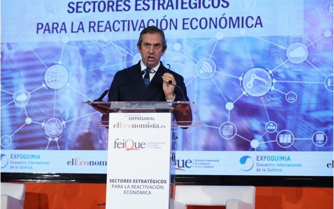 Jornada empresarial elEconomista – Sectores estratégicos para la reactivación económica
