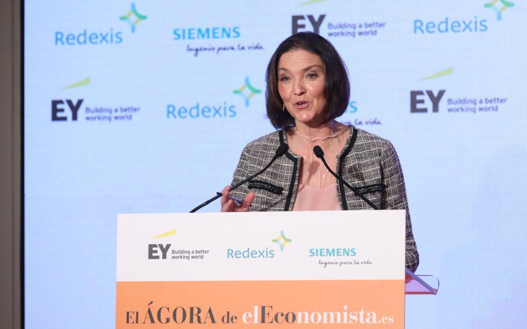 El Ágora de elEconomista con Reyes Maroto