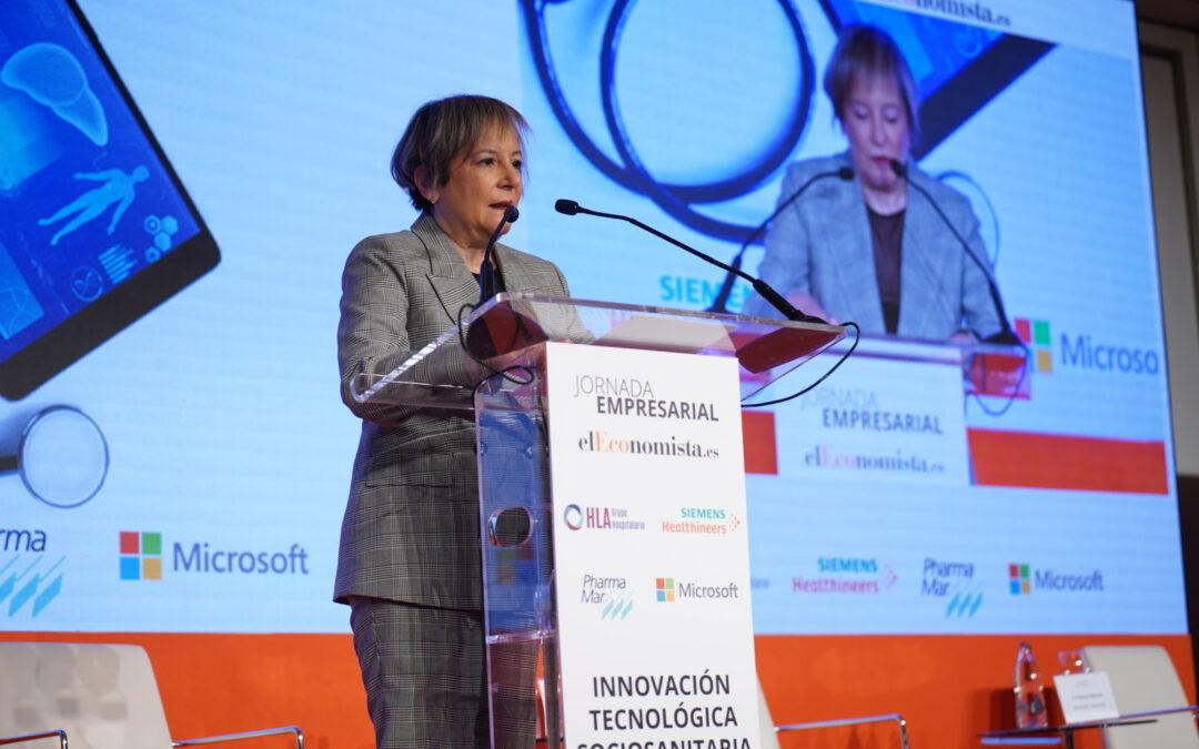 Jornada empresarial: Innovación tecnológica sociosanitaria