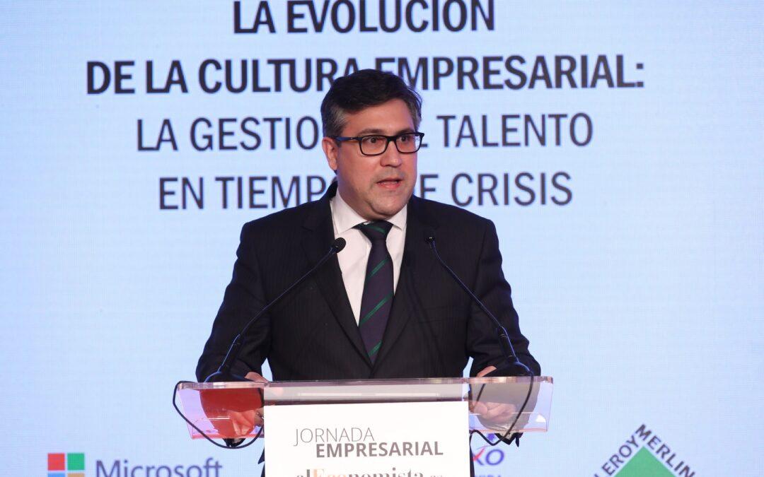 Jornada empresarial: La gestión del talento en tiempos de crisis