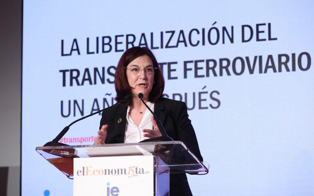 Jornada empresarial: Liberalización del Transporte Ferroviario un año después