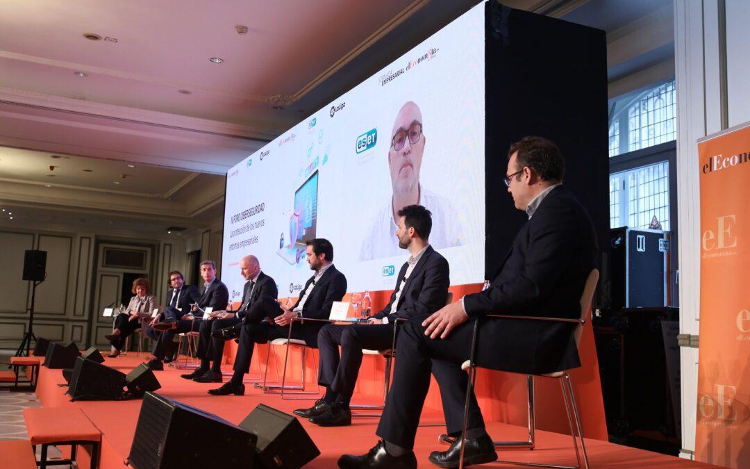 IV FORO CIBERSEGURIDAD : La protección de los nuevos entornos empresariales