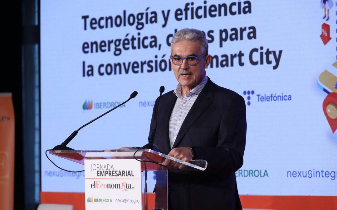 Jornada empresarial: Tecnología y eficiencia energética, claves para la conversión a Smart City