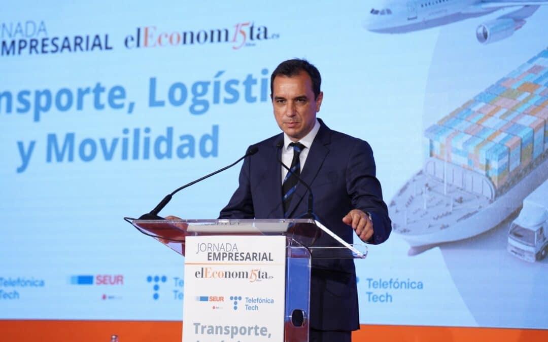 Jornada empresarial: Transporte, logística y movilidad «Movimiento eficiente, progreso sostenible»