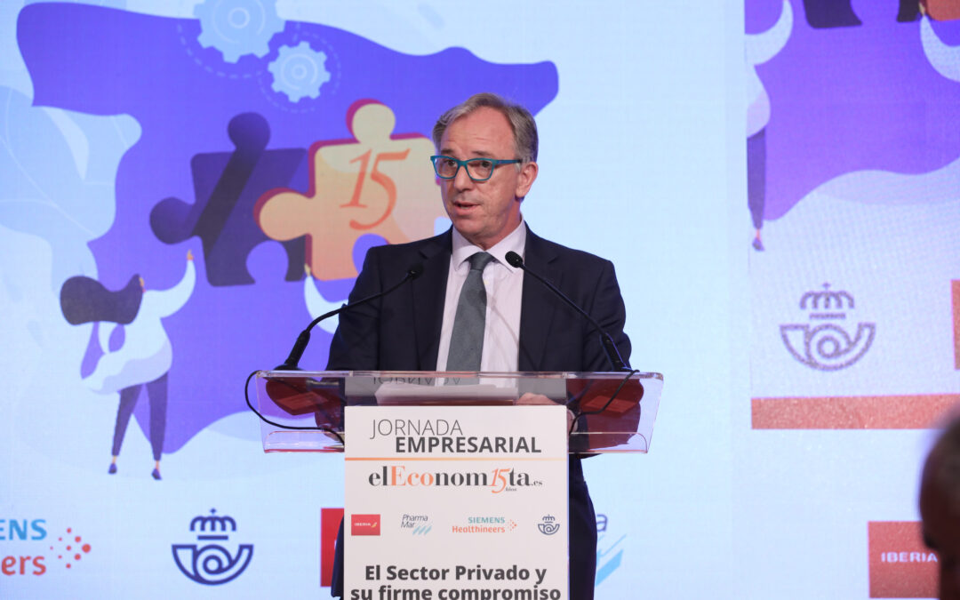 Jornada empresarial: El sector privado y su firme compromiso con la sociedad