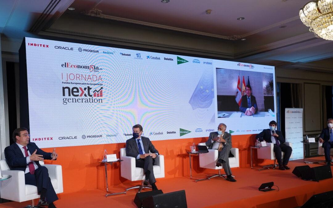 Jornada empresarial: Next Generation