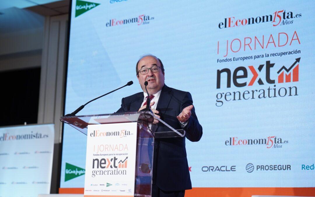 NEXT GENERATION – D. Miquel Iceta