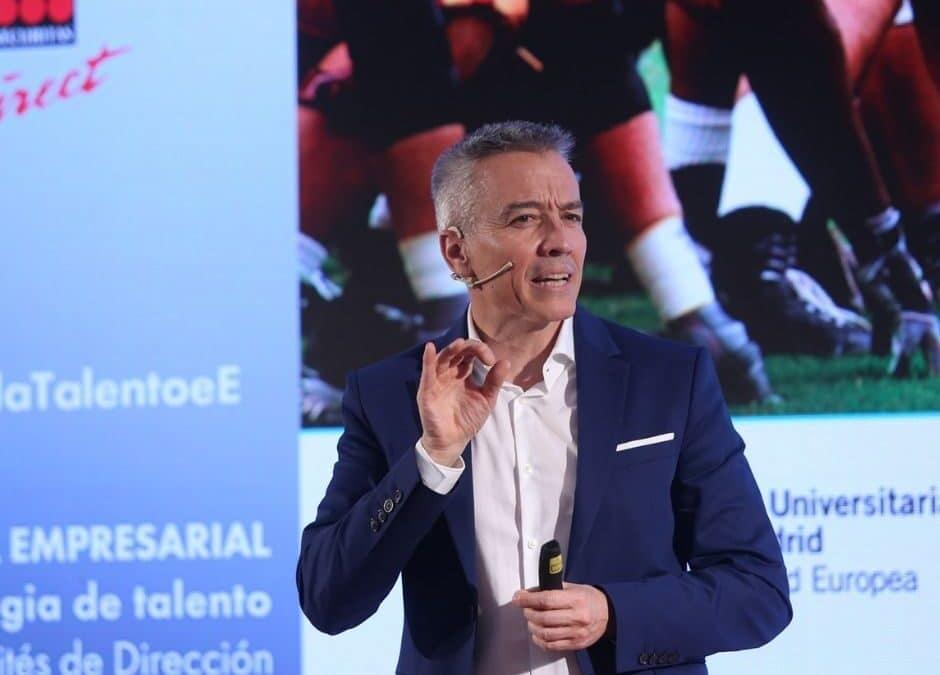 Team Building: Charla motivacional con Álvaro Merino