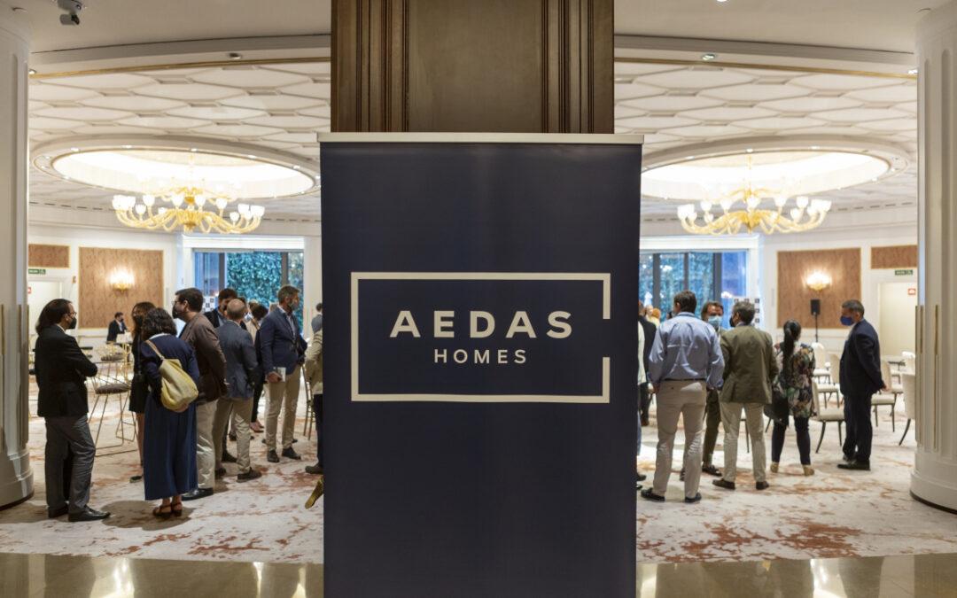IV Encuentro de Arquitectos  – AEDAS Homes